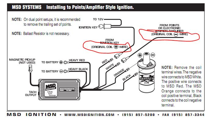 msd6ainstall wiring up msd 6al ignition box on 1989 740 turbobricks forums msd 6al wiring diagram at creativeand.co