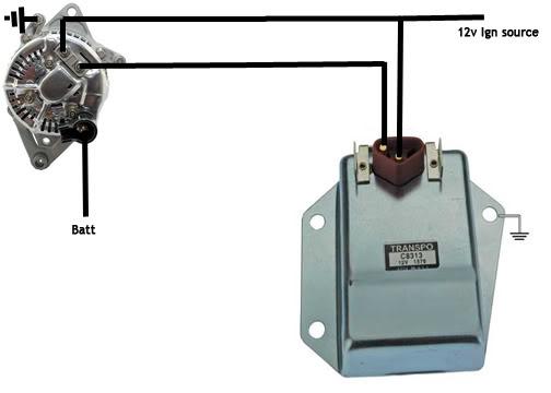 External Voltage Regulator : Megasquirt microsquirt introduction getting your feet